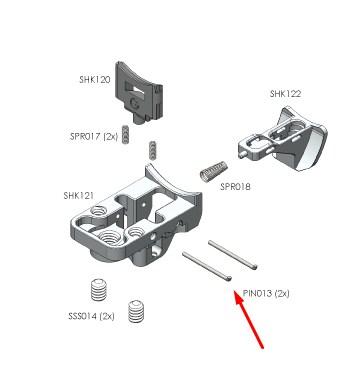 PIN013 kit