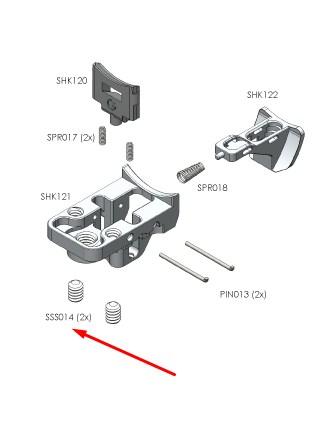 SSS014 kit